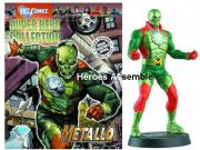 Eaglemoss DC Comics Super Hero Figurine Collection #113 Metallo